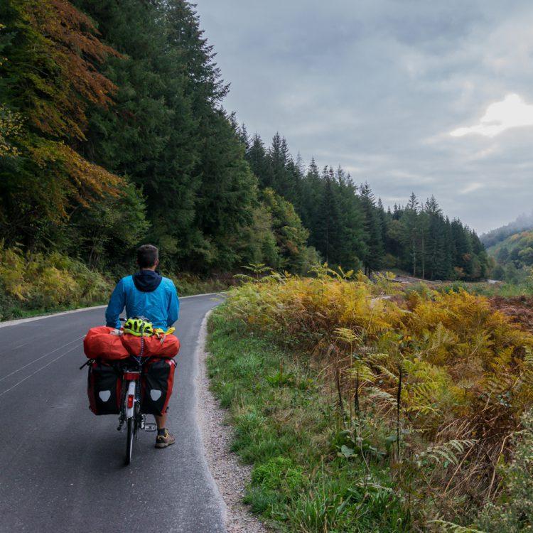Fietsroute Langs oude wegen en pelgrimssteden