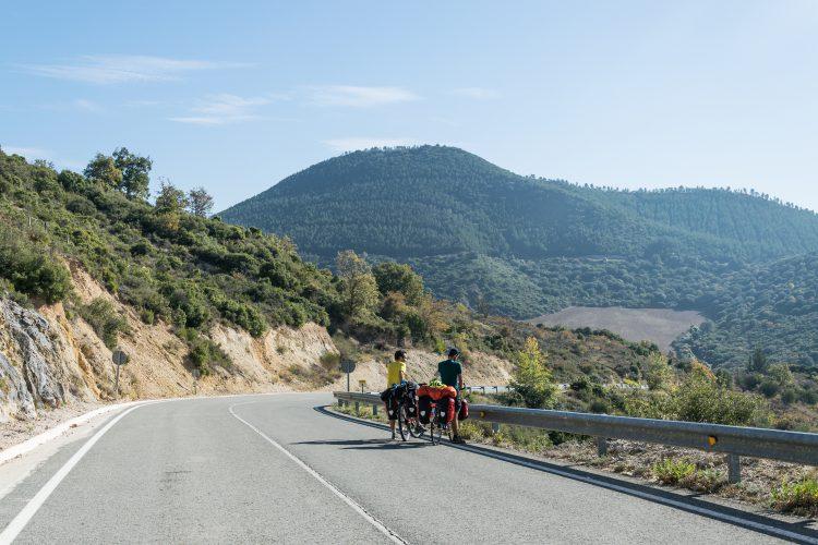 Vier seizoenen in Spanje