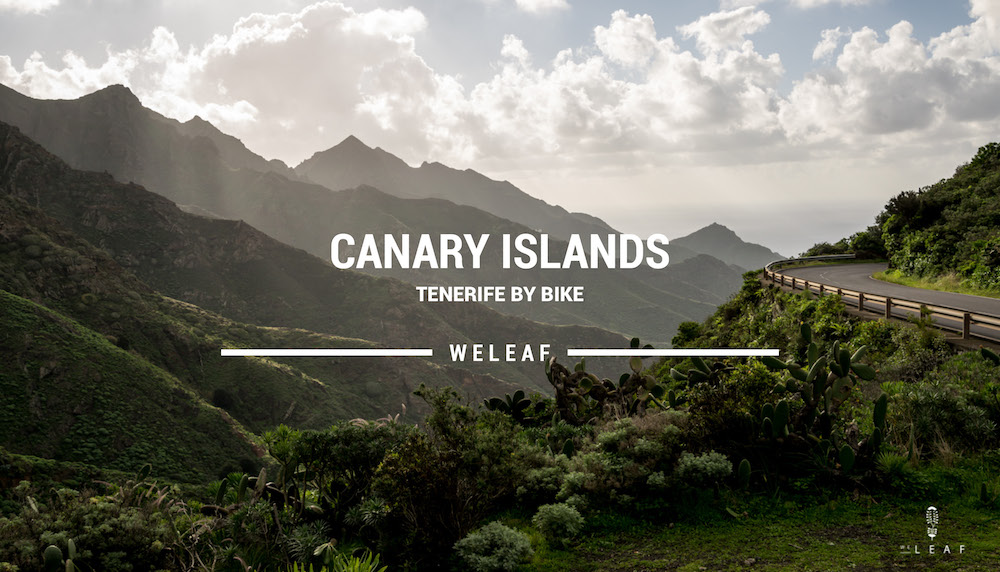 Cycling in the Canary Islands video