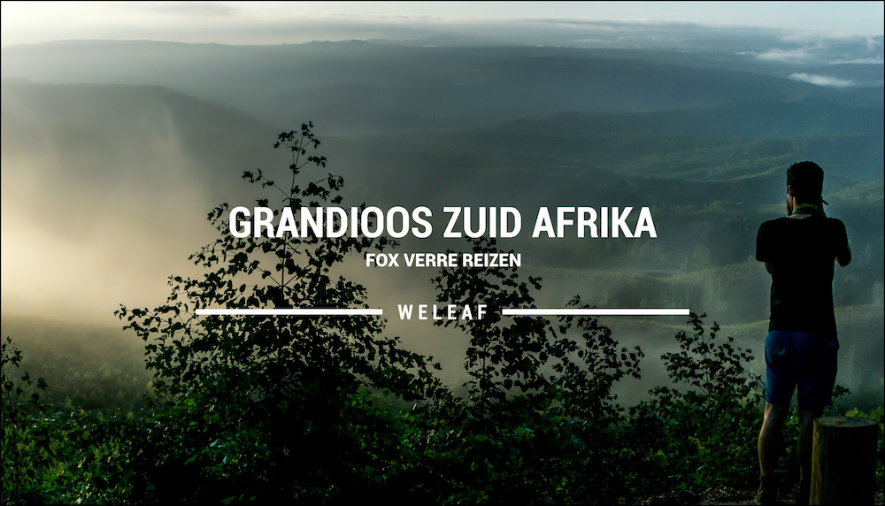 Grandioos Zuid Afrika video