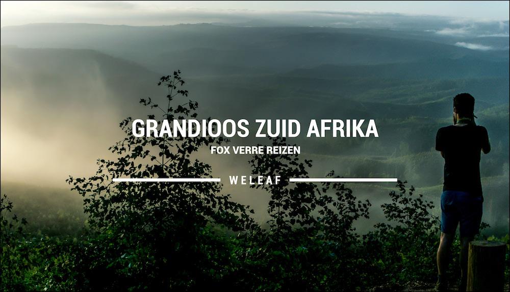 Grandioos Zuid Afrika video