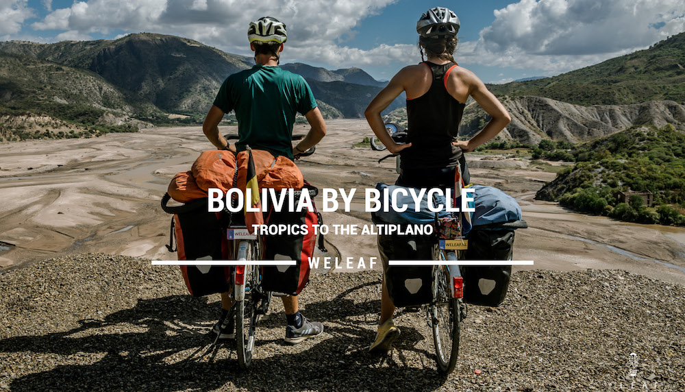 Cycling in Bolivia video