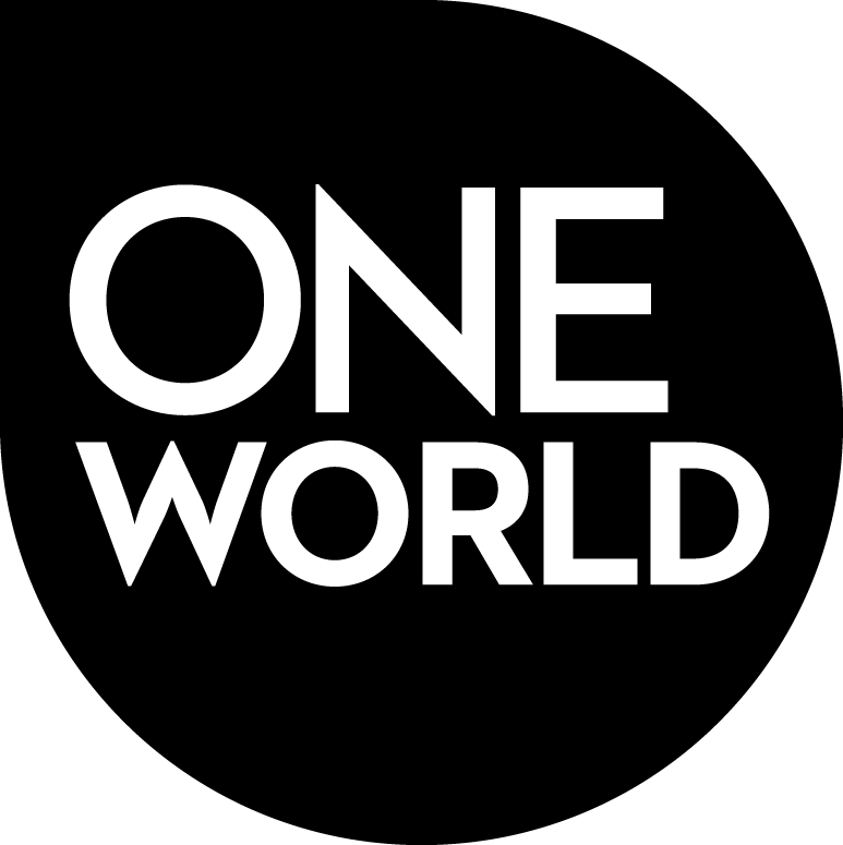 One World Magazine logo