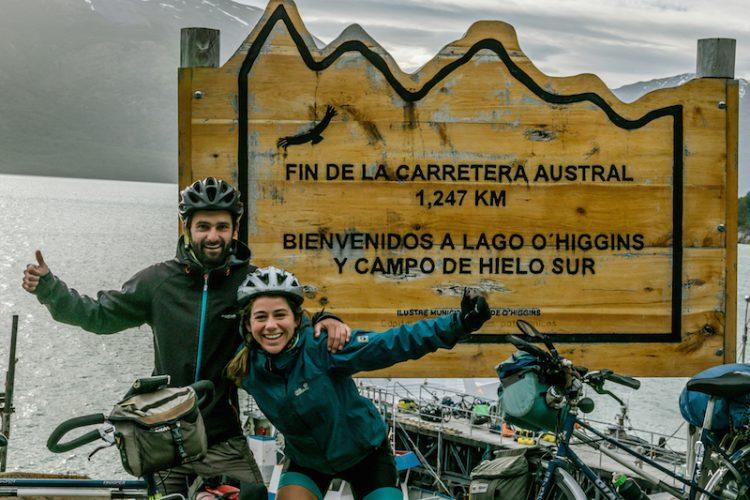 De Carretera Austral fietsen