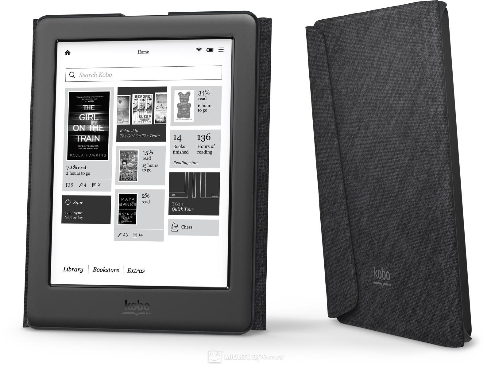 Kobo Glo HD review | Carry 2 000 books for just 200 grams