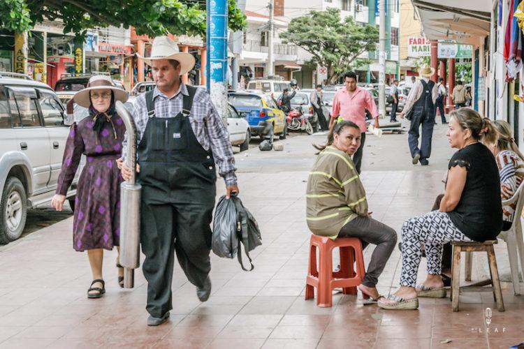 De geur van Bolivië
