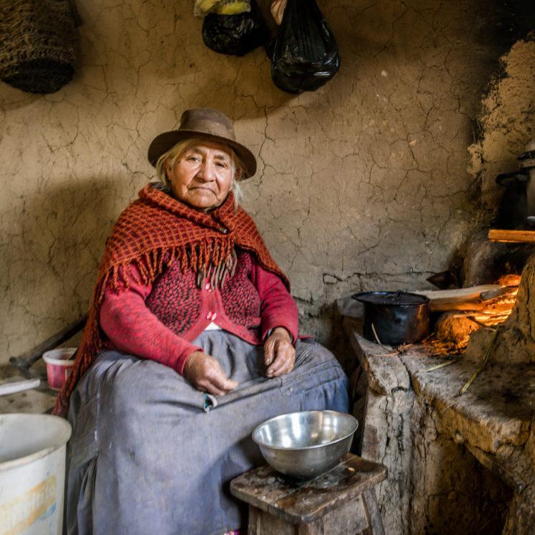 A warm hospitality in Peru