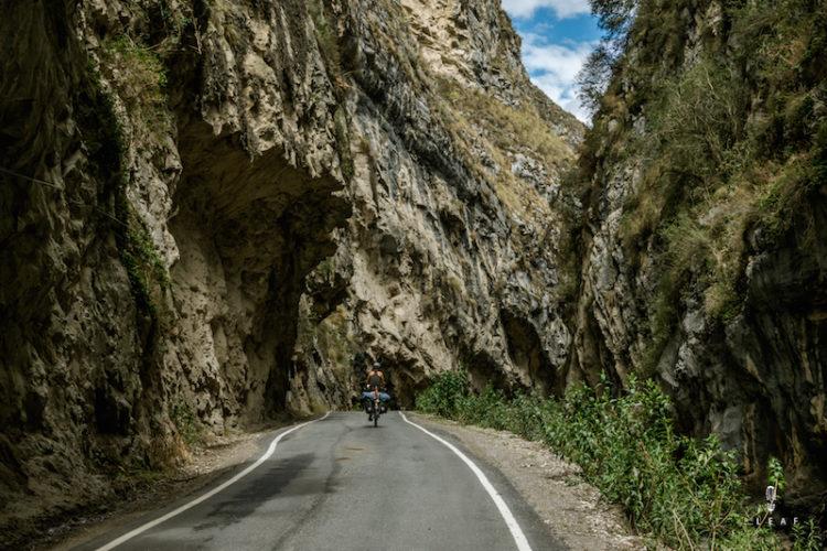 Fietsroute in Peru: Huanuco naar Huaraz
