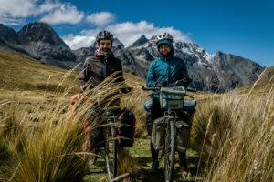 Fietsen in de Cordillera Blanca