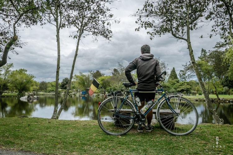 Cuenca op de fiets