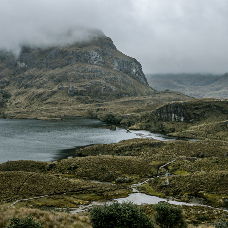 Cajas National Park visitor centre