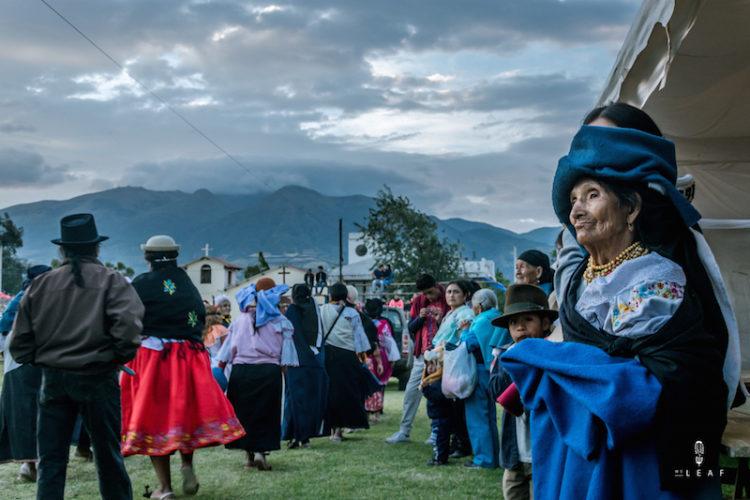 Fietsen in Ecuador