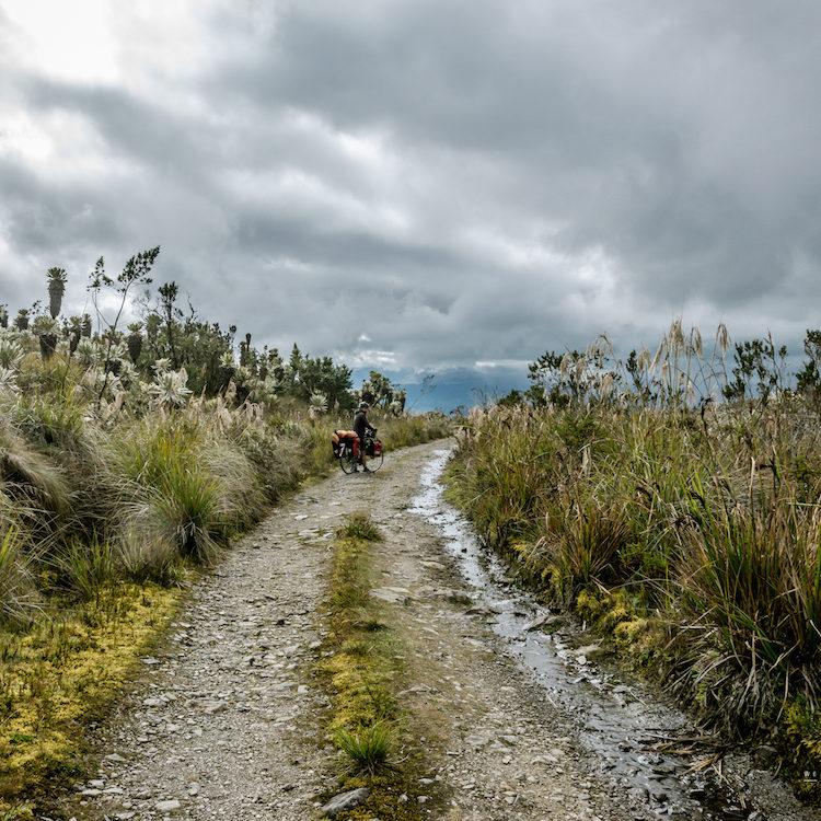 Via Reserva Ecologica El Angel