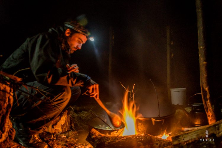 The secrets of making a good fire