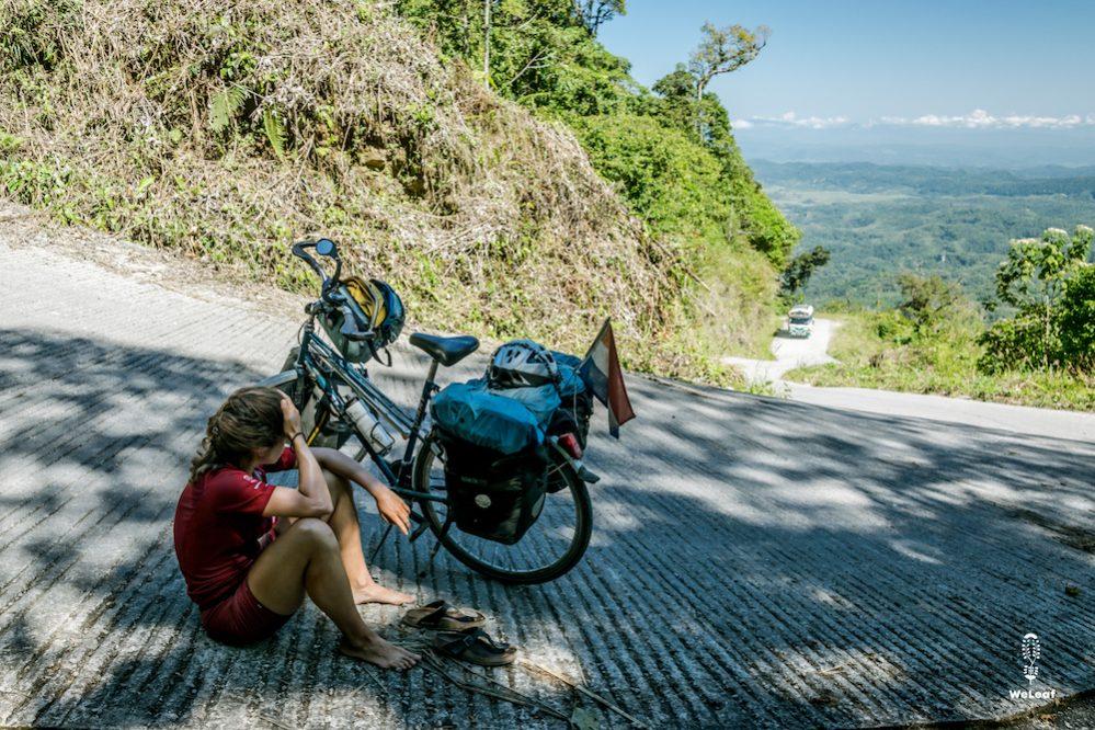 Cycling in North Guatemala