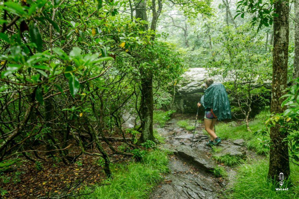 Hiking 1.000 kilometers