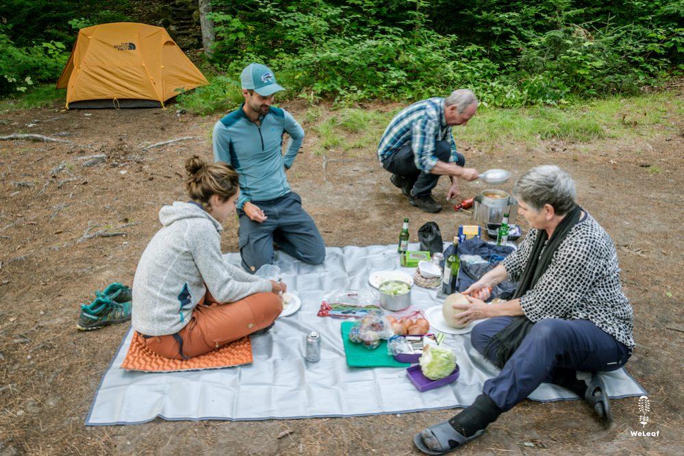The zero dollar campground