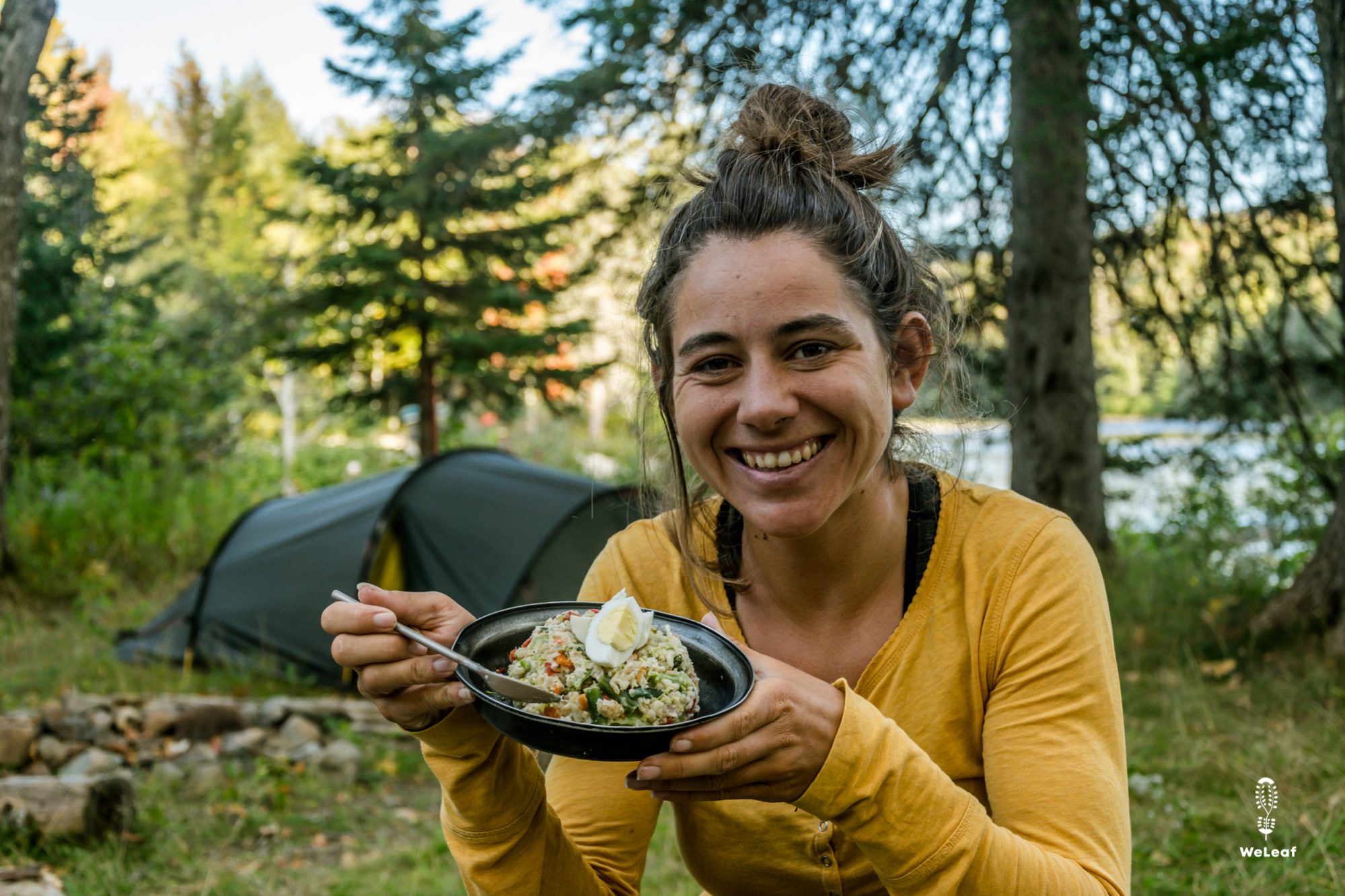 7 tips for eating healthy on the trail