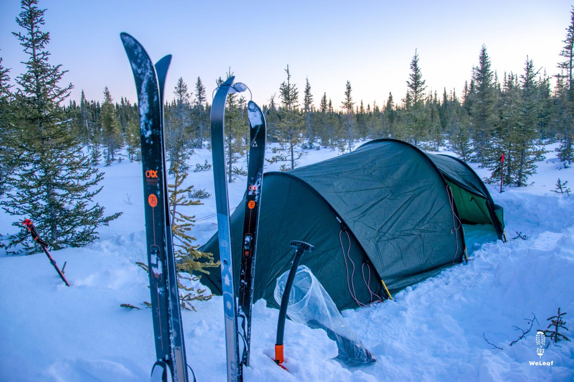 Paklijst voor een wintertocht