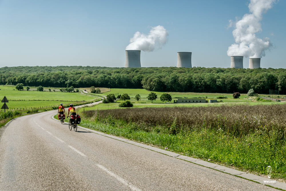 Nuclear plant Cattenom